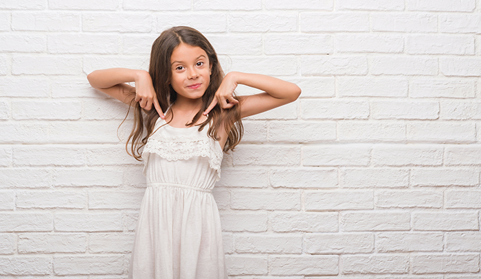 How to Help Your Child Develop a Healthy Sense of Self