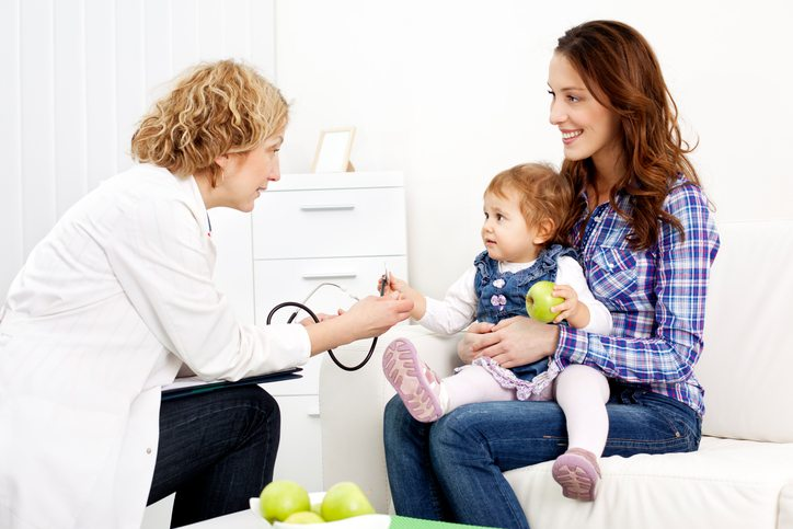 Tips to Calm Your Toddlers Fear of the Doctor
