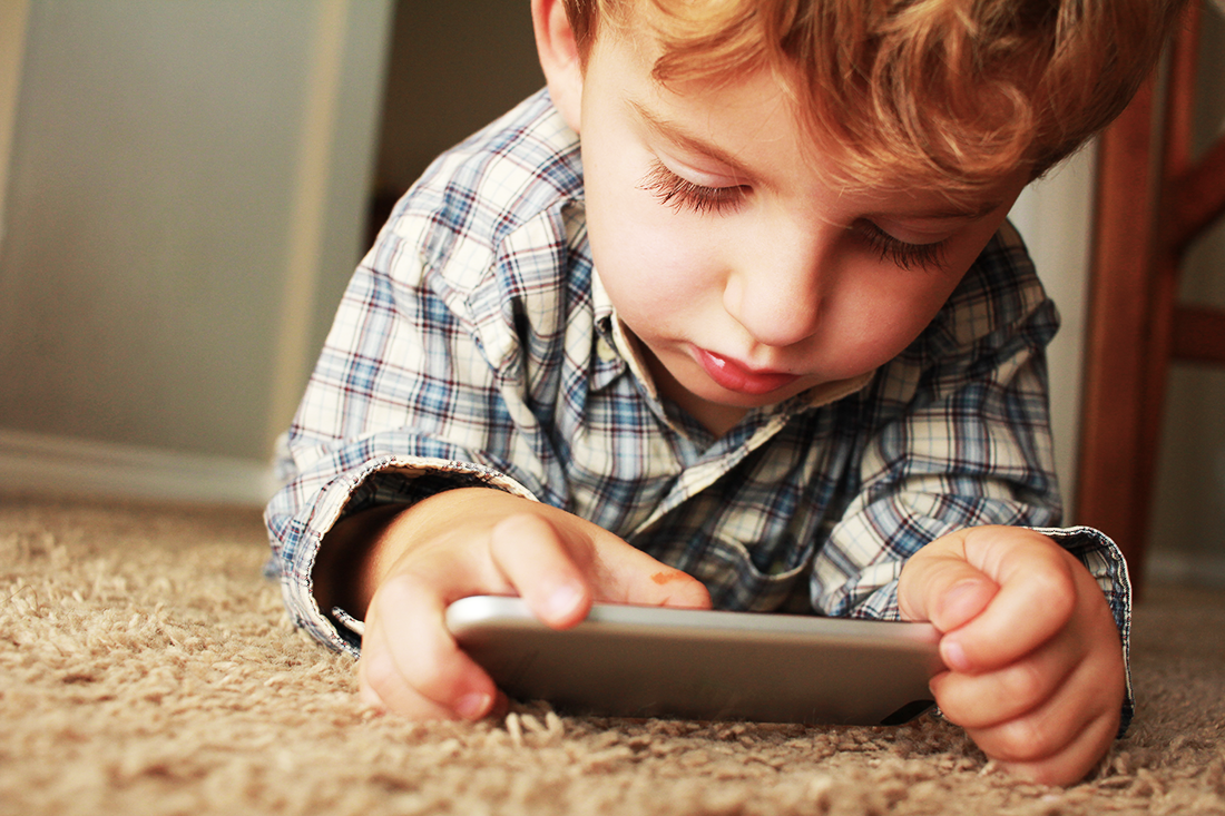 screen time and toddler development