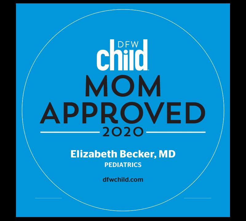 BeckerElizabeth Mom Apporved Award