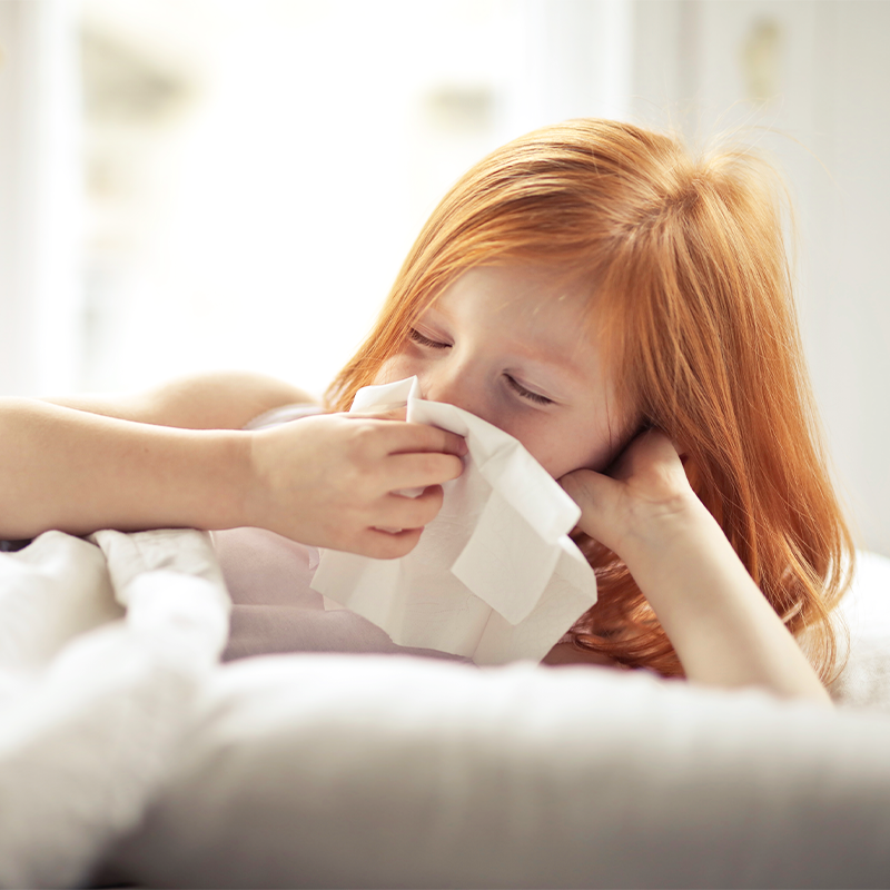 flu shot, immune system