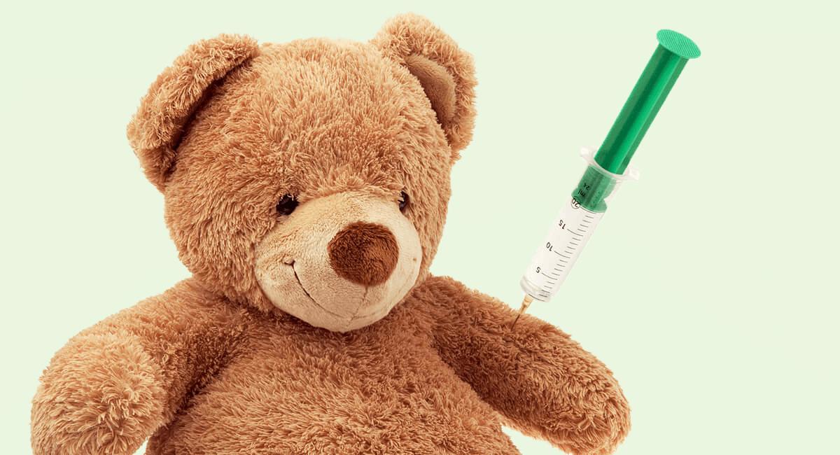 Curbside Flu Shots For Children Pediatrics Office