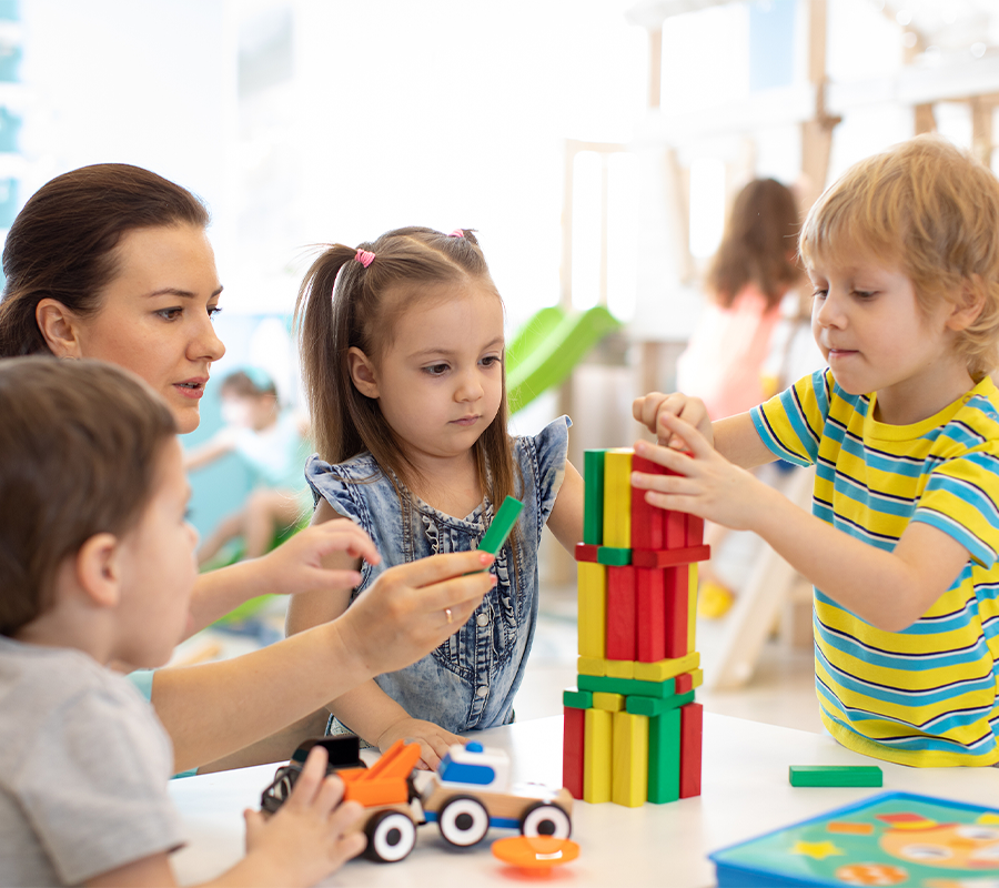 Picking the Right Child Care for Your Family