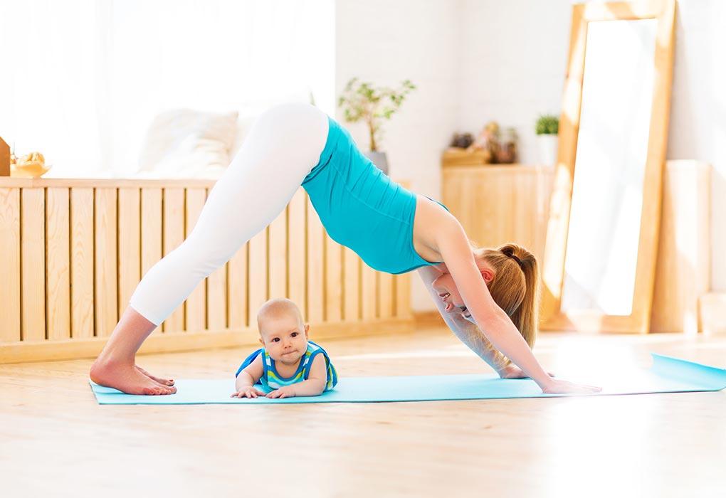 Should I Exercise While Breastfeeding?