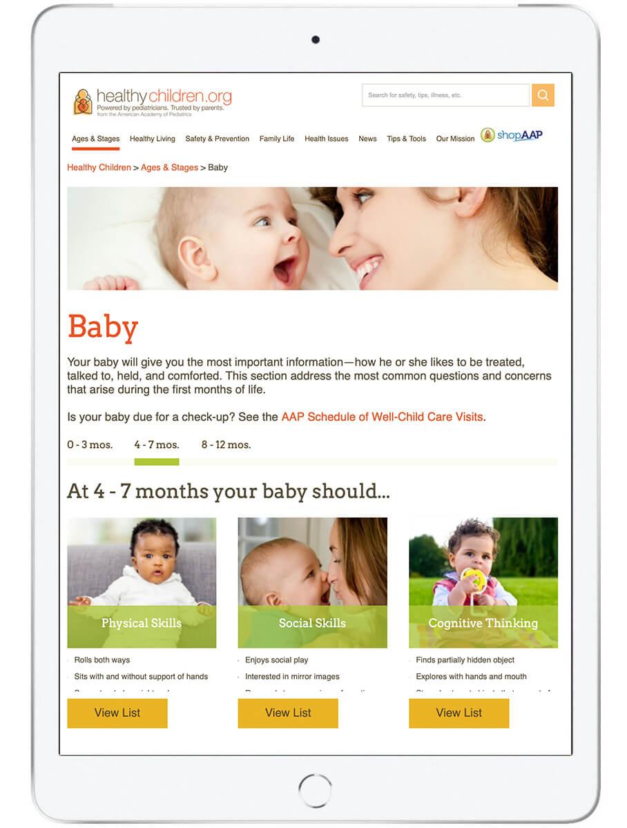 AAP Website