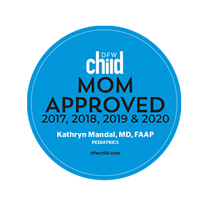 pediatrician mom approved dfw