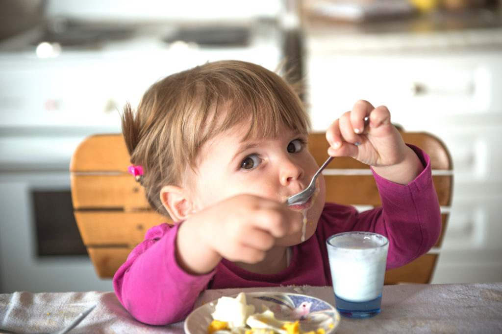 Vitamin packed foods for your child