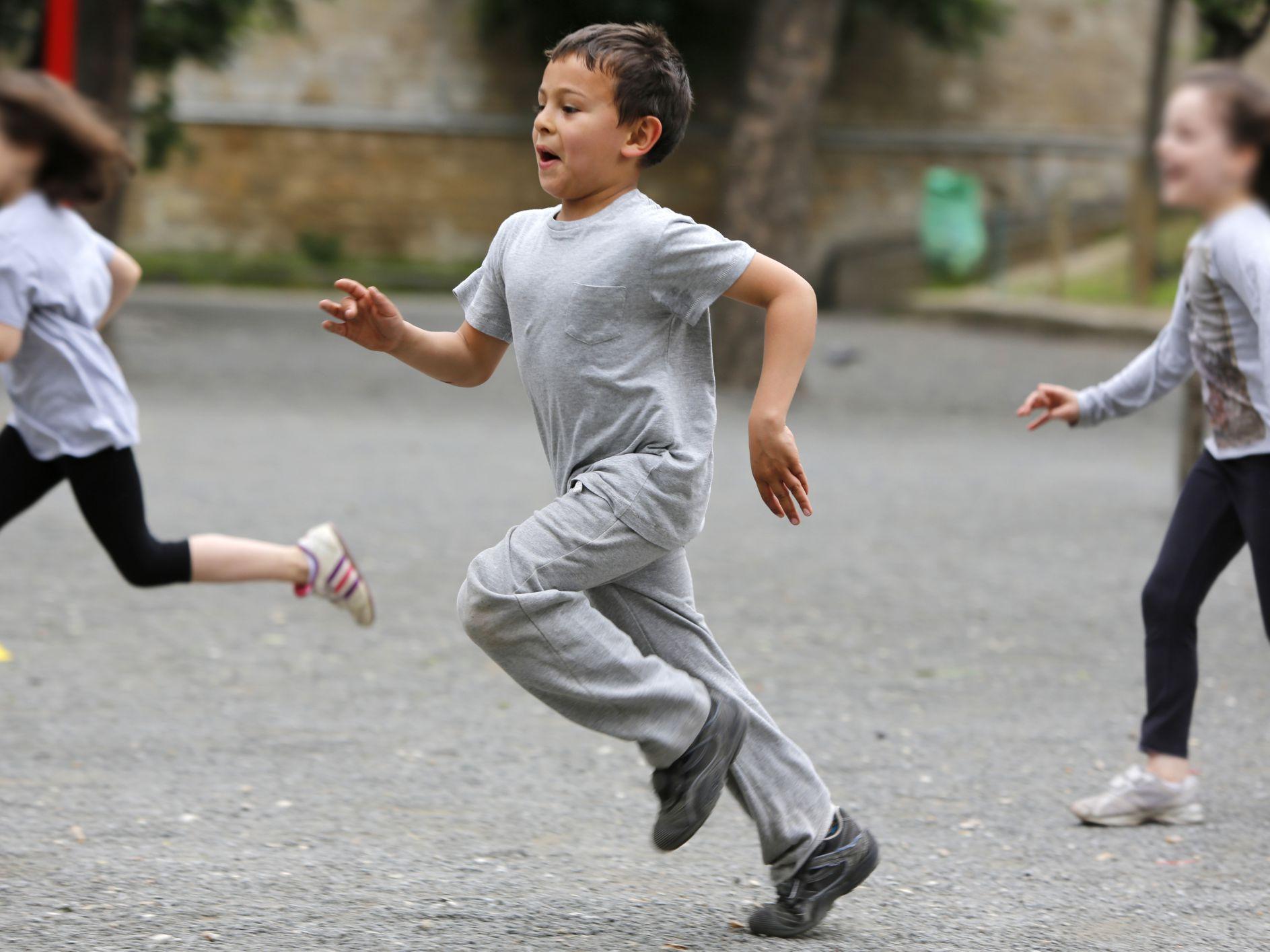 child need to start exercising, healthy pediatrics