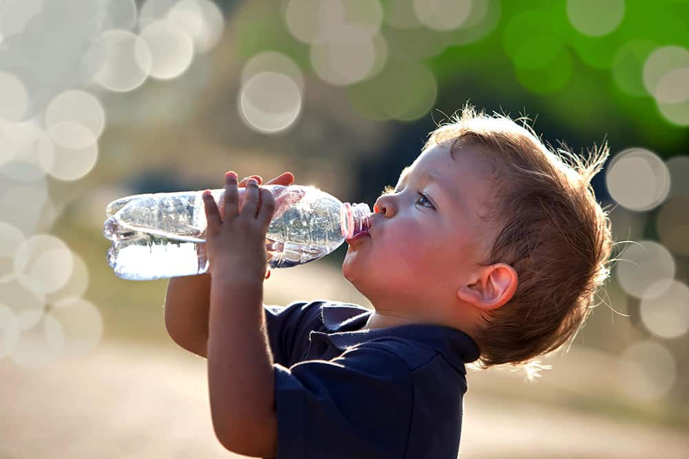 Signs For Heat Related Illness in Children