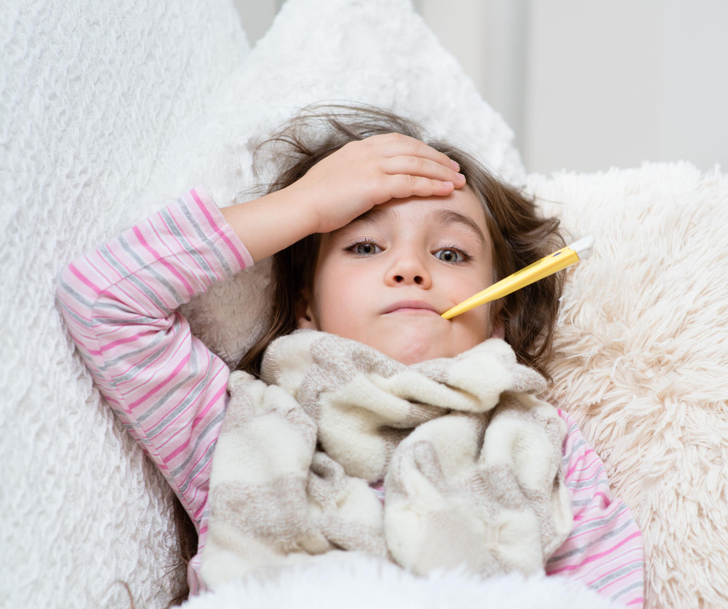 Common Childhood Illnesses During Fall